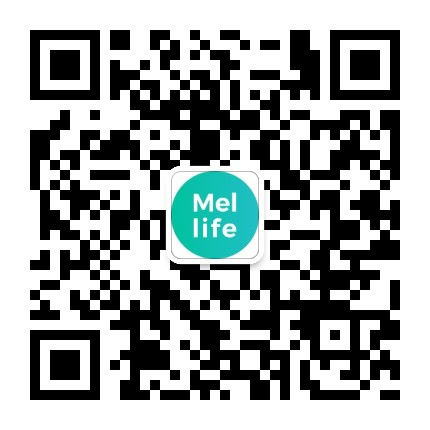 墨尔本生活资讯微信公众号二维码