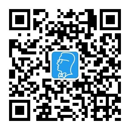政宏漫谈-微信二维码