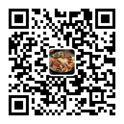 爱上美食-微信二维码