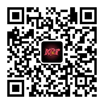 KBT高阶篮球训练微信二维码