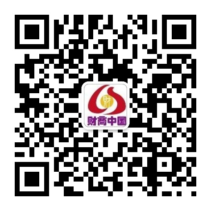 財商中國公眾號二維碼