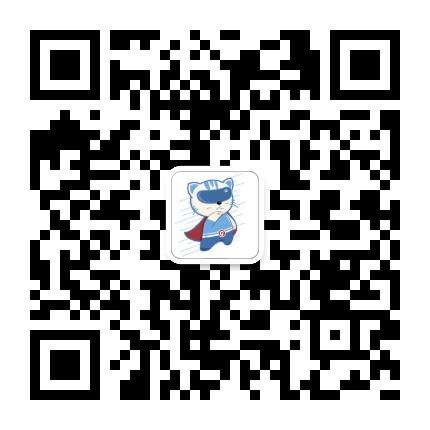 极客视界-微信二维码