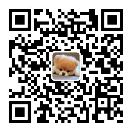 大爱狗狗控微信公众号二维码