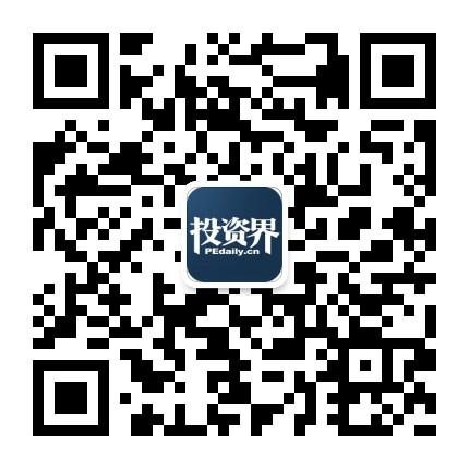 投资界微信公众号二维码