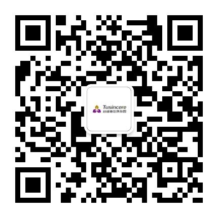 天津恒生科技园的微信二维码
