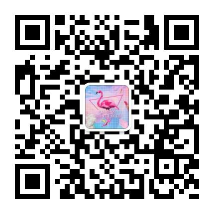 红鹤笔记微信公众号二维码