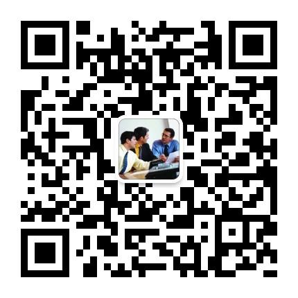 WPR的微信二维码