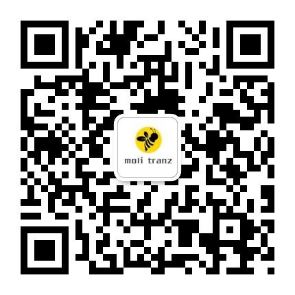 微信公众号 魔力译站 gh_d208b0d35d29