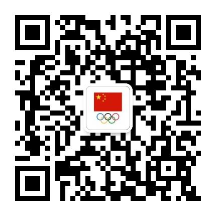 中国奥委会官网的微信二维码