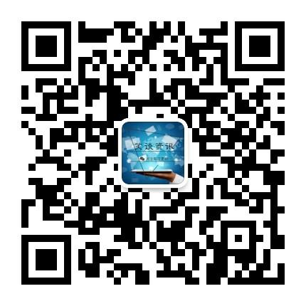 笑谈资讯-微信二维码