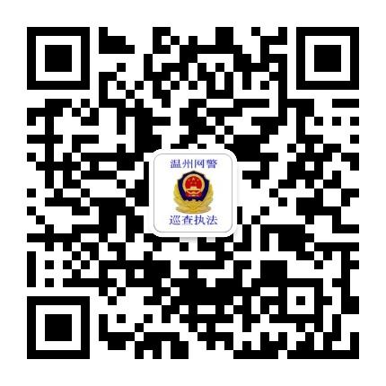 温州网警巡查执法