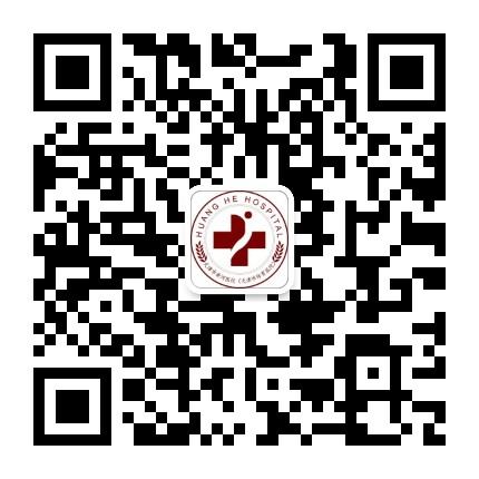 天津黄河公众服务平台的微信二维码