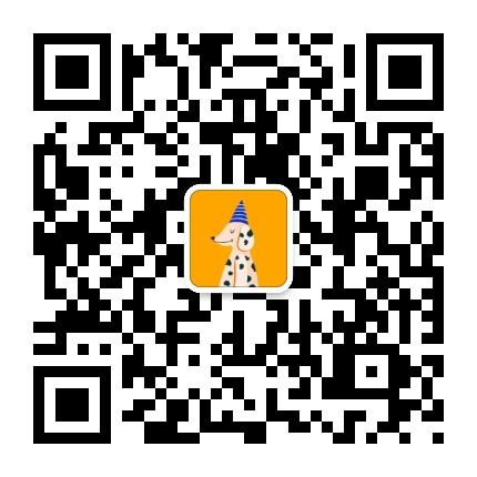 狗与爱的世界-微信二维码