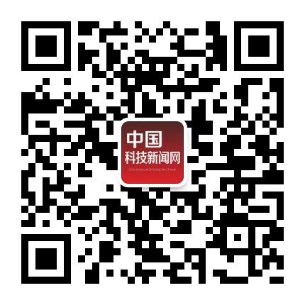 中国科技新闻-微信二维码