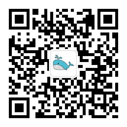 蓝鲸记微信公众号二维码