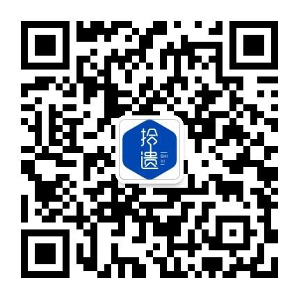拾遗的yabo 官方app公众号二维码