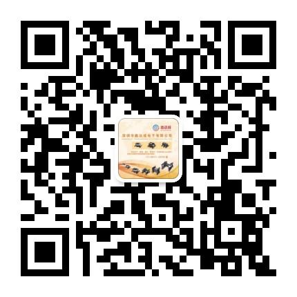 深圳市鑫达成电子有限公司二维码