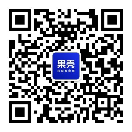 果壳微信公众号二维码
