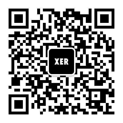 X分子微信二维码