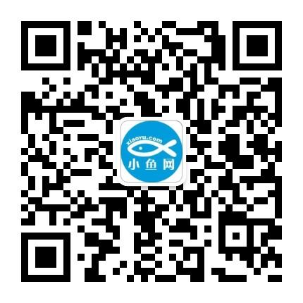 小鱼网-微信二维码